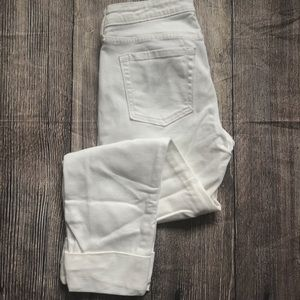 Gap Straight Cropped Jeans